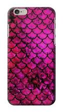 Pink Mermaid Fish Scale Glossy Phone Case for iPhone 6/iPhone 6s