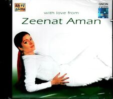 With Love From Zeenat Aman - Rare Bollywood CD (Saregama)