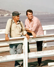 THE ROCKFORD FILES 8X10 COLOR PHOTO