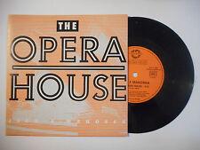 JACK E MAKOSSA : THE OPERA HOUSE ♦ 45t. PORT GRATUIT ♦