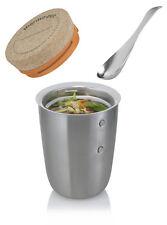 BLACK+BLUM Thermo Pot NEU/OVP Lunchbox Aufbewahrung Isolier-Behälter Gefäß