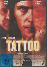 DVD - Tattoo - August Diehl / #490