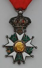 "Legion d'Honneur, chevalier, Second Empire, modèle ""des Cents Gardes"""
