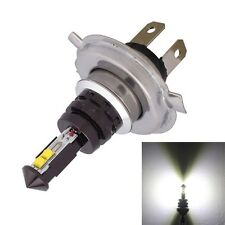 MZ H4 20W 800LM White Light 4 CREE XT-E LED Car Daytime Running Light Headlight