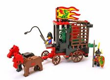1993 LEGO Castle Dragon Knights Dragon Wagon 6056 COMPLETE w/ Manual & Box