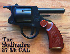 *NEW* Vintage Solitaire 37 5/8 Hewmar Backward Novelty Gun Polish Target Pistol