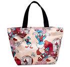 Dancing ducks Clutch Women's waterproof tote shopping bag handbag
