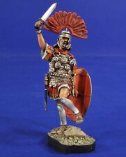 Verlinden 54mm (1/32) Roman Army Centurion with drawn Sword [Resin Model] 2801