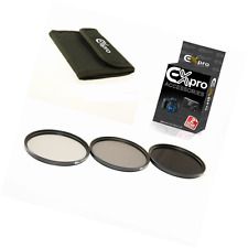 Ex-Pro 62 mm ND 3 Piece Filter Kit with Case
