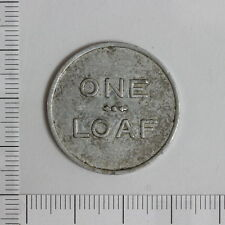 Bread Token for 1 Loaf Issued by Woonona Industrial Co-Operative NSW (3182058C3)
