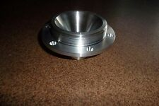 Gas Cap LeMans Roller Latch Billet  Flange Shelby Cobra Mustang  Corvette Viper