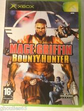 NEW MACE GRIFFIN BOUNTY HUNTER XBOX NEUF BLISTER MACE GRIFFIN XBOX NEUF MINT