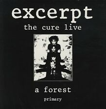 """Cure A Forest, Primary: Live Excerpts Germany 12"""""""