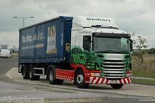 Eddie Stobart PJ12GXR at Goole 2013 Truck Photo