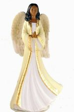 Humble Prayer Angel Figurine African American NEW in Box (17720)