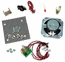 Build your own guitar amplifier! Kit includes Cigar Box, Parts & Guide  52-03-01