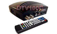 Digital Antenna TV Receiver + USB DVR For Local OTA Channels 1080p HD SD Outputs