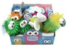 Puffer caterpillar extensible Squeezy stress jouet - ONE fournis-couleurs assorties