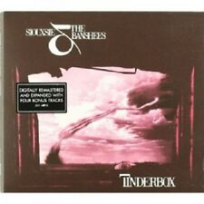 SIOUXSIE & THE BANSHEES - TINDERBOX (REMASTERED & EXPANDED)  CD  12 TRACKS  NEU