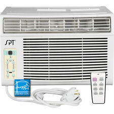 Window AC Room Air Conditioner w/ Dehumidifier & Fan, Compact Portable Cooler