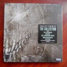 """NEW SEALED! Disturbed """"The Collection"""" Limited Edition 6 x LP Vinyl Box"""