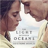 The Light Between Oceans (Original Motion Picture Soundtrack) - Alexand (NEW CD)