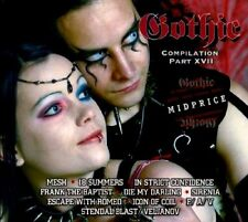 GOTHIC COMPILATION 17 - CD - Icon Of Coil, In Strict Confidence, Mesh,..