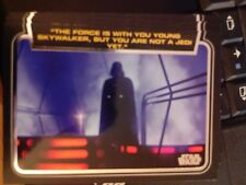 Star Wars 2013 Galactic Files 2 Classic Lines #CL-4 The Force Is With You Young