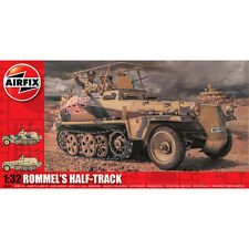 Airfix Rommel's Half-Track (Scale 1:32)