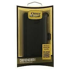 OtterBox  Defender Series Case for HTC Windows Phone 8X Retail Packaging - Black