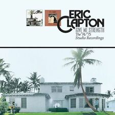 ERIC CLAPTON : GIVE ME STRENGTH 74 - 75 2PC (CD) Sealed