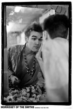 Morrissey of The Smiths Poster Size 84.1cm x 59.4cm-approx 34''x 24''