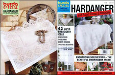 Burda Special Hardanger Magazine Issue #E534  Brand New