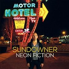SUNDOWNER - NEON FICTION  CD NEU