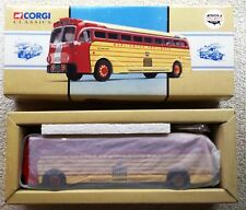 "Corgi Classics Burlington Trailways Bus Destination ""Los Angeles"""