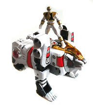 "Power Rangers Morphin TIGERZORD Megazord 12"" transformer robot + action figure"