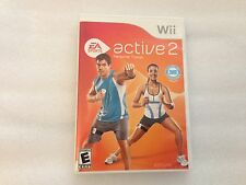 EA Active 2 Nintendo Wii  GAME ONLY