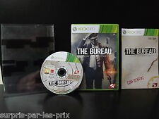 THE BUREAU Xcom Declassified XBOX 360 COMPLET Avec sa Notice