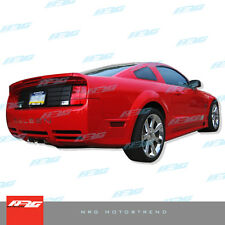 for Mustang 05-09 Ford SL style Poly Fiberglass rear bumper body kit