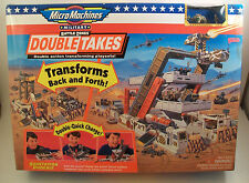 NEW Galoob Micro Machine MILITARY DOULBE TAKES SUBSTATION PHOENIX *SEALED*