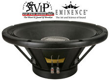 "Eminence Kilomax Pro-15A mint Pro 15"" DJ/Club Subwoofer 2500W 8-Ohm Bass Speaker"