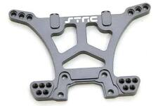 STRC Gray CNC Mach HD Rear Shock Tower Slash 4X4 ST6830GM