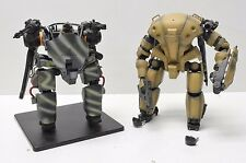 Lost Planet 2 Capcom Video Game action Figure Robot Mechs PTX-40A Lot of 2
