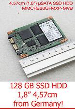 128 GB SSD Micro Sata mSATA µSATA SAMSUNG MMCRE 28gfmxp-mvb HDD Disco Rigido SLIM 1