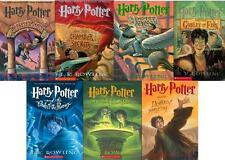 J.K. Rowling Harry Potter Series 9 E Book Collection