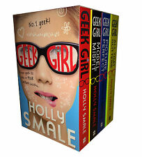 Geek Girl Series Holly Smale 4 Collection Books Boxed Set-Picture Perfect
