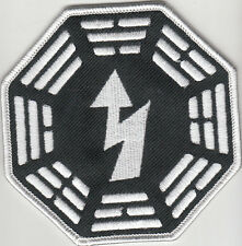 PARCHE PERDIDOS LOST DHARMA THE FLASH EL RAYO  STATION   PATCH