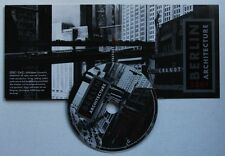 Berlin Architecture 2009 Private Digipack CD