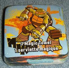 Teenage Mutant Ninja Turtles Magic Towel #2 New
