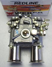 Weber 45 DCOE 152G Carburetor - NEW 45DCOE152G - 45DCOE w/4 progression holes